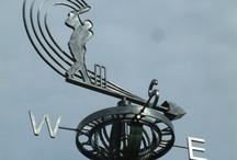 Cricket Club Weathervane, Barrow
