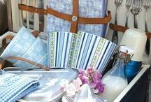 Picnic & Table Setting