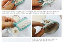 sewing/šití tašky