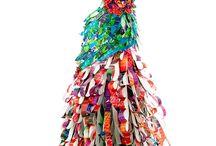 Fantázia ruhák / Érdekes ruha megoldások