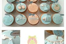 Babyshower Cakes - Astrids Bakkerij / by Astrids Bakkerij