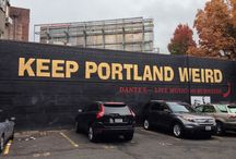 Portland...live, love, explore / by Christine Windle