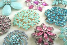 Brooches and more