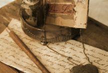 Correspondance ancienne