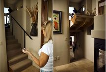 Secret Passageways Built Into Houses