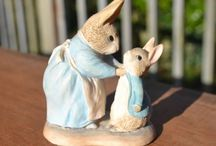 Mrs Rabbit and Peter
