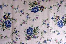 Sewing Fabrics ~ Patterns