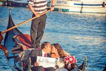Loews Coronado Island Wedding Photos and Photographer / Loews is a luxury Coronado Island resort and wedding venue complete with wedding gondola rides. San Diego wedding Photography by www.hollyireland.com