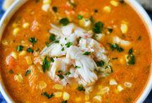 Delicious . Soups