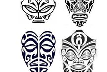 masks-tiki