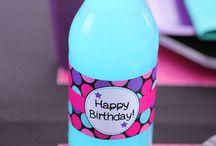 Ideas for Briana's birthday