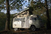 VW Vanagons Westfalias Pop Top Camper Bus Vans RVs Adventure / VW Vanagons Westfalias Pop Top Camper Bus Vans RVs Adventure Overlanding & expedition vehicles / by Mish Wish