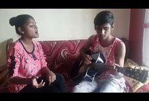 Gulabi Aankhen On Guitar