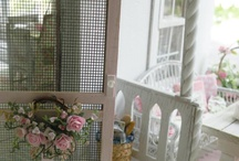 back porch / by Create on a dime Budget