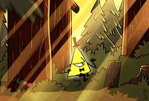 Gravity Falls and... well... BillDip