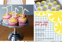 Party Ideas / by Stephanie Marie