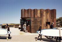 Architecture / Kiosks