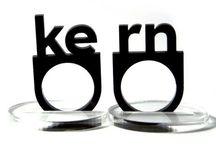 Wearable Type / Fashionable typography!