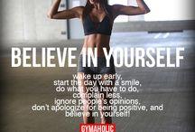 Motivation. Believe in yourself!