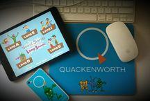 Quackenworth Board / Quackenworth all the time!