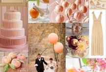 Wedding mood boards - colour themes / Ideas for different wedding colour schemes.
