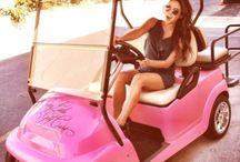moms golf cart