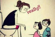 Motherhood :-D / The good, the bad and the funny