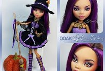 SpringSnow (OOAK dolls)