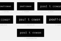 Branding Fonts / Font types for branding revamp