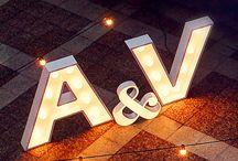 Alquiler de letras para Bodas / Alquiler de letras gigantes para bodas con iluminación. #decoraciónbodas #bodas #eventos #letrasgigantes #letrasgigantesparabodas #letrasparaeventos