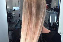длинные волосы/короткие волосы