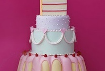 WEDDING l CAKE