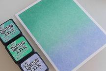 Inkt kaarten