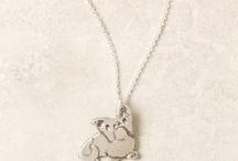 Jewellery  / Beautiful moving fish pendant