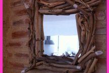 L'Atelier d'Aurélie : les creations / Créations uniques à partir de matériaux de récupération - détournement d'objets