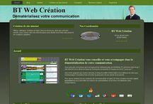 Web et référencement / Je vous invite à en savoir plus sur la création de site web et le référencement!