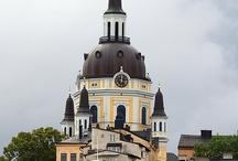 Buildings - Churches Sweden