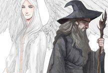 Olorin | Gandalf - Silmarillion | Hobbit | LoTR