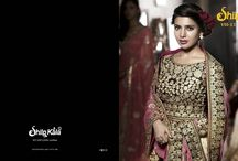 Samantha -2 / That is the key of this collection, being yourself. Don't be into trends. Don't make fashion own you, but you decide what you are, what you want to express by the way you dress and the way to live. www.shilpkalafashions.com