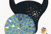 zodiac - taurus / by Magnolias West