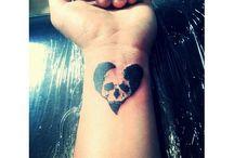 Tattoo ideas / Distintas ideas temáticas para tatuarme