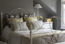 Bedroom Ideas / by Adrienne Fischer