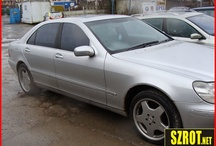 Used parts Mercedes