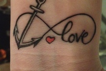 If i ever get brave enough for a tattoo / by Hanna Bryant