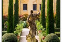 Italy / Landscape and garden
