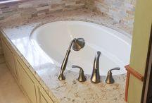 Carlson's Bathroom Projects