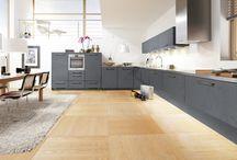 Домашняя выставка ALNO 2014 / модели немецких кухонь, представленные осенью 2014 на домашней выставке ALNO