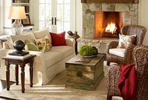 Home:  Living Room / by Danielle Eaglen
