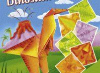 Knihovna - O tvoření (převážně s papírem) / Inspirace pro hravé tvoření.