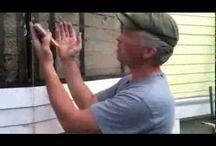 Historic Home Siding restoration